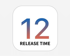 iOS 12 Release Time in Your Time Zone