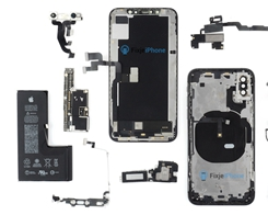 First iPhone XS Teardown Reveals  New Single-Package L-Shaped Battery and More