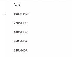 YouTube Adds HDR Support for iPhone XS and XS Max