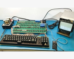 Original Working Apple-I Computer Fetches $375K at Auction