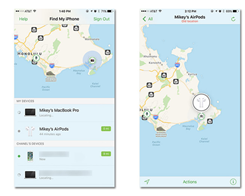 Apple Sued by ex-Engineer Over Find My iPhone Patent Credit