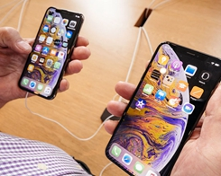 iPhone XS Sales Stronger Than Last Year's Lineup
