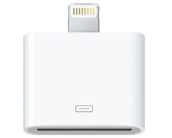 Apple Discontinues Lightning to 30-Pin Adapter