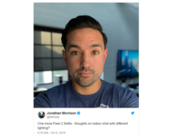 YouTuber Trolls Google Pixel Fans with Photos that Were Really Taken with an iPhone XS