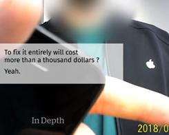 CBC News Uses Hidden Camera to Investigate Apple Repair Practices