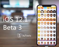 Apple Seeds iOS 12.1 Beta 3 to Developers