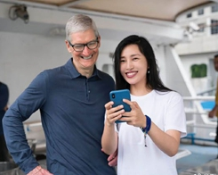 Apple CEO Tim Cook's Visit to China Coincides With Chinese Spy Chip Story