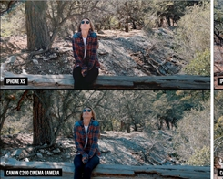 """Filmmaker """"Shocked"""" at How Good iPhone XS Video Capture is vs. a $10K Cinema Camera"""