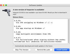 Saurik Updates Cydia Impactor to Address .ipa Unzipping Issue on Windows