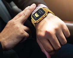 Brikk Offers Custom 18K Gold Apple Watch Series 4