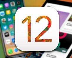 Apple No Longer Signing iOS 12