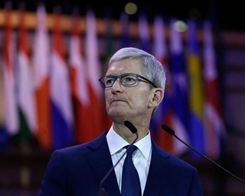 Tim Cook Calls for US Privacy Law to Protect Citizens From Growing 'Data Industrial Complex'