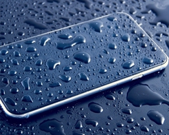 Apple is Working on an iPhone that Works Better in the Rain