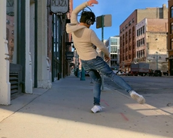 Director Martin Moore Uses an iPhone XS Max to Shoot a Commercial for Koss Headphones