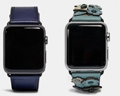 New Coach Apple Watch Bands for Fall, 50% of Various Styles