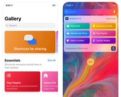 Shortcuts 2.1 Update Adds New Weather, Alarm & Photo Automation