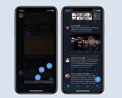 Twitter for iOS Gets New Floating Compose Button