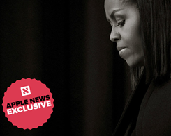 Apple News Published Exclusive Excerpt From Former First Lady Michelle Obama's Memoir