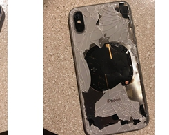 Exploding iPhone X on Upgrade to iOS 12.1, Apple Investigates
