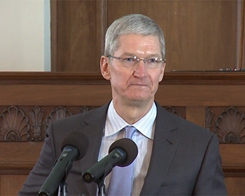 Apple CEO Tim Cook to Receive Anti-Defamation League Award in December