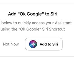 You Can Now Say 'Hey Siri, Ok Google' to Use Google Assistant on the iPhone