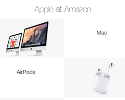 Apple Authorized Reseller Store Goes Live on Amazon Ahead of Black Friday and Cyber Monday