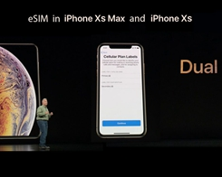 Verizon to Soon Enable Dual-SIM Support For iPhone XS, XS Max, XR