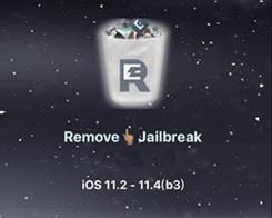 ElecTh0rRemover - Remove unc0ver & Electra Jailbreak with One Click