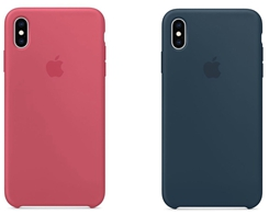 Apple Releases New iPhone XS Case and Apple Watch Sport Band Colors