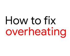 How to Fix iPhone XS Max and iPhone XR Overheating?