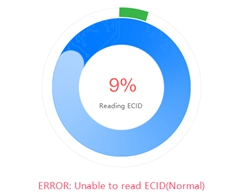 "How to Fix ""Unable to Read ECID"" in Easy Flash?"