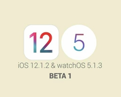 Apple Releasing First iOS 12.1.2 and watchOS 5.1.3 Developer Betas with 'Bug Fixes'