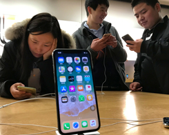 Apple Files Appeal to Overturn iPhone X to 6s Sales Ban in China