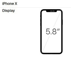 Apple Lies to Customers Over Size & Resolution of iPhone X, XS & XS Max, Lawsuit Alleges