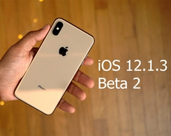 Apple Seeds New iOS 12.1.3 Beta to Developers
