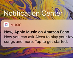 Apple Again Sends Users Unsolicited Push Notification