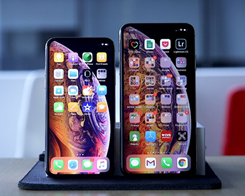 Rumor Says Apple Won't Ditch the iPhone's Notch Design Until 2020