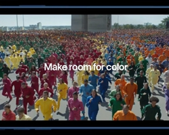 Apple Pushes Colorful iPhone XR in Odd New 'Color Flood' Ad