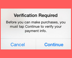 How to Stop the Annoying Verification Required Prompts While Installing Apps on iDevice?