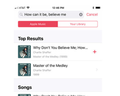 Apple Music Expands Song lyrics Support to Seven Countries