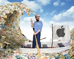 Apple Gives CEO Tim Cook 22% Increase in Pay