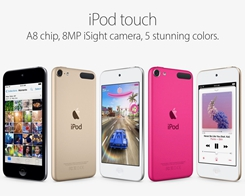 ​Apple Developing New iPod Touch, iPhones Could Switch to USB-C in 2019