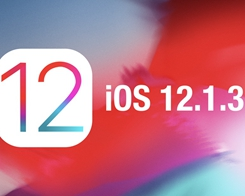 Apple Releases iOS 12.1.3 with Bug Fixes for HomePod, iPad Pro, CarPlay, Messages