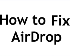 What to Do If AirDrop Not Working on iPhone 8?