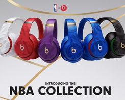 Apple's Beats by Dre Brand Unveils New NBA Collection
