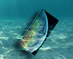 iPhone XI Rumored to Feature a Display That Will Work Underwater