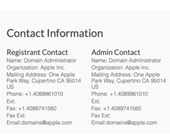 Apple Registers PrivacyIsImportant․com Domain, Not Yet in Use