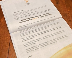 Sprint Calls AT&T's '5G E' Branding 'Fake 5G' in Letter to Consumers