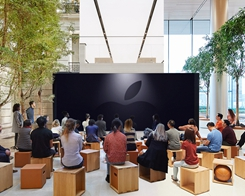 Worldwide Apple Stores Will offer Livestreams of March 25th Special Event