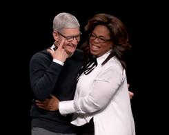 Oprah Brings Apple CEO Tim Cook to Tears
